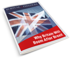 Why Britain Will Boom After Brexit