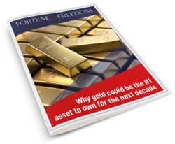 Why gold could be the #1 asset to own for the next decade