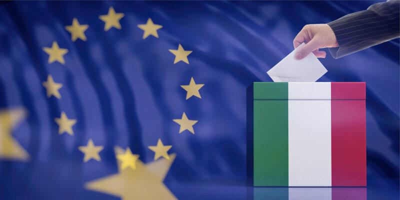 Italian government, EU vote, majority vote