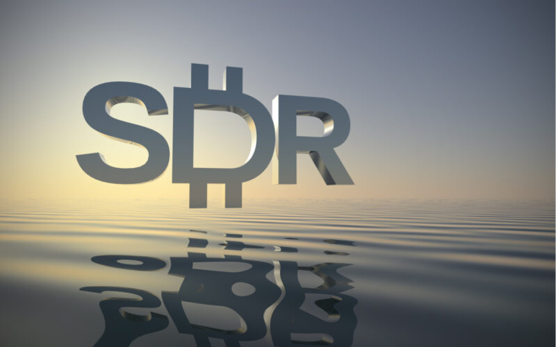 SDR, SDR currency, global currency, gold