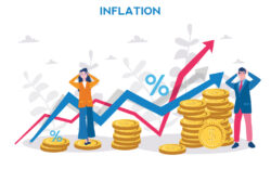 inflation, debt, taxes
