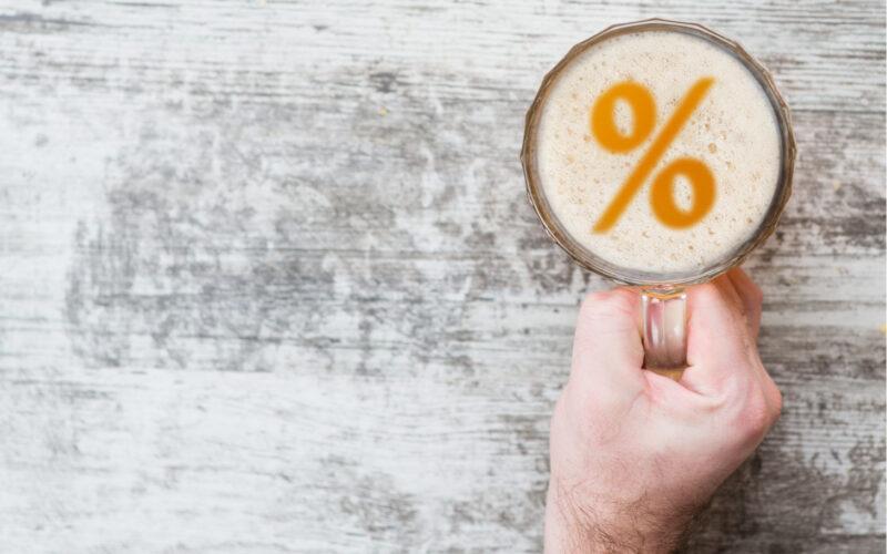 beer index, beer, economic growth