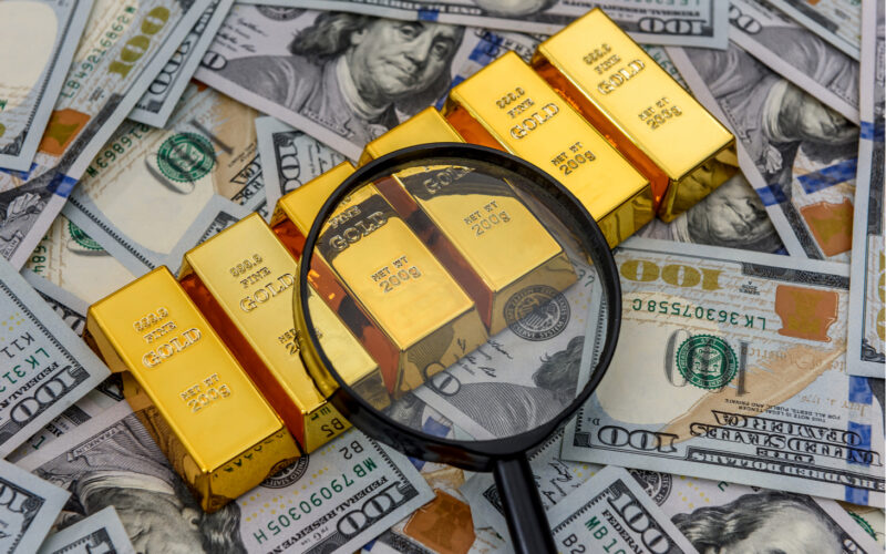 gold, gold price, inflation, economy