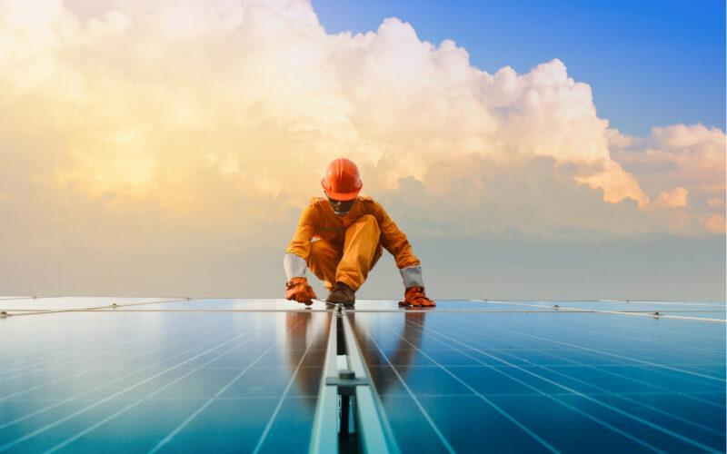 Window Guidance. green energy, green bubble