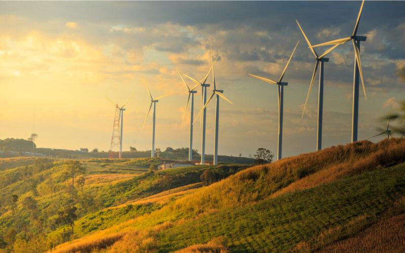 wind, wind farms, renewable energy