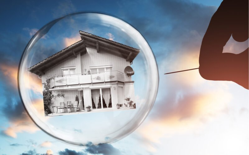 housing bubble, property, investment