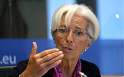 Christine Lagarde, Central Banks, EU
