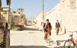 Afghanistan, defence stocks